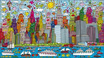 James Rizzi My New York City