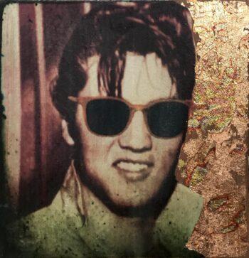 Jane Framer Kunstblock Elvis