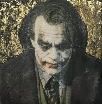 Jane Framer Kunstblock Joker