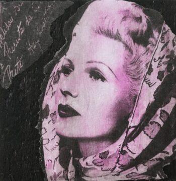 Jane Framer Kunstblock Rita Hayworth