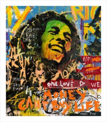 Nick Twaalfhoven Bob Marley