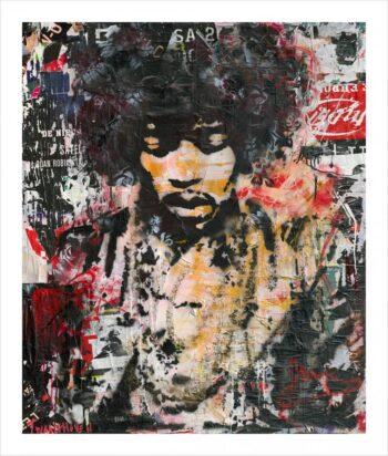 Nick Twaalfhoven Jimi Hendrix