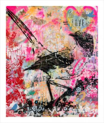 Nick Twaalfhoven Love Bird