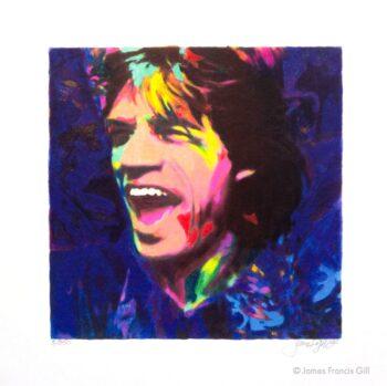 James Francis Gill Mini Mick Jagger 2