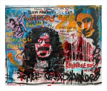 Nick Twaalfhoven Frank Zappa Dali