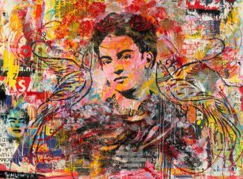 Nick Twaalfhoven Frida Kahlo 1