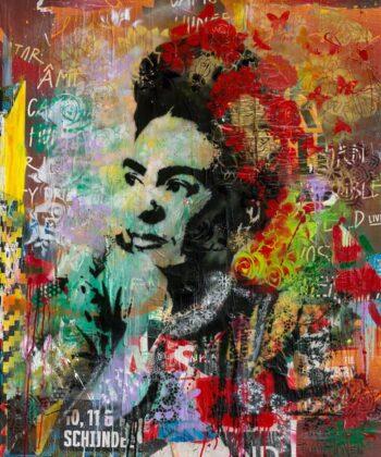Nick Twaalfhoven Frida Kahlo 2