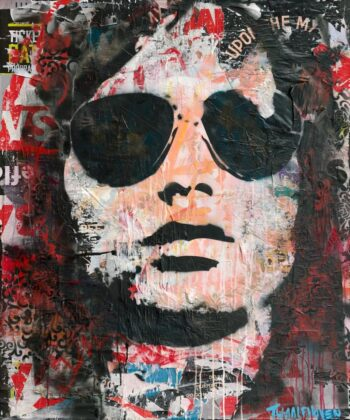 Nick Twaalfhoven Jim Morrison